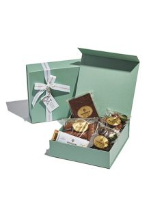 Milk & Dark Peppermint Hamper Box