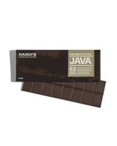 Java Single Origin Dark Chocolate