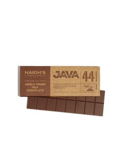 Java Single Origin Milk Chocolate