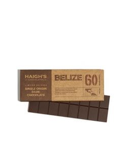 Belize Single Origin Dark Chocolate
