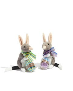Easter Bilby Soft Toy with Milk Egg