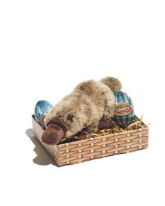 Platypus Soft Toy with Milk Eggs