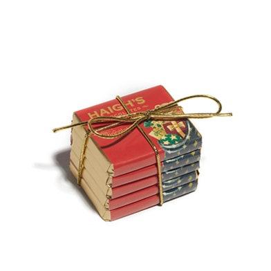 Christmas Milk Chocolate Square Bundle