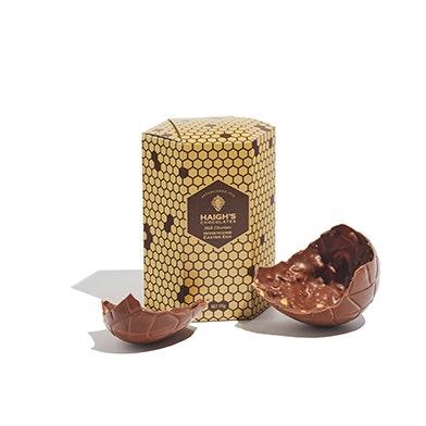 Milk Chocolate Honeycomb Egg Gift Box