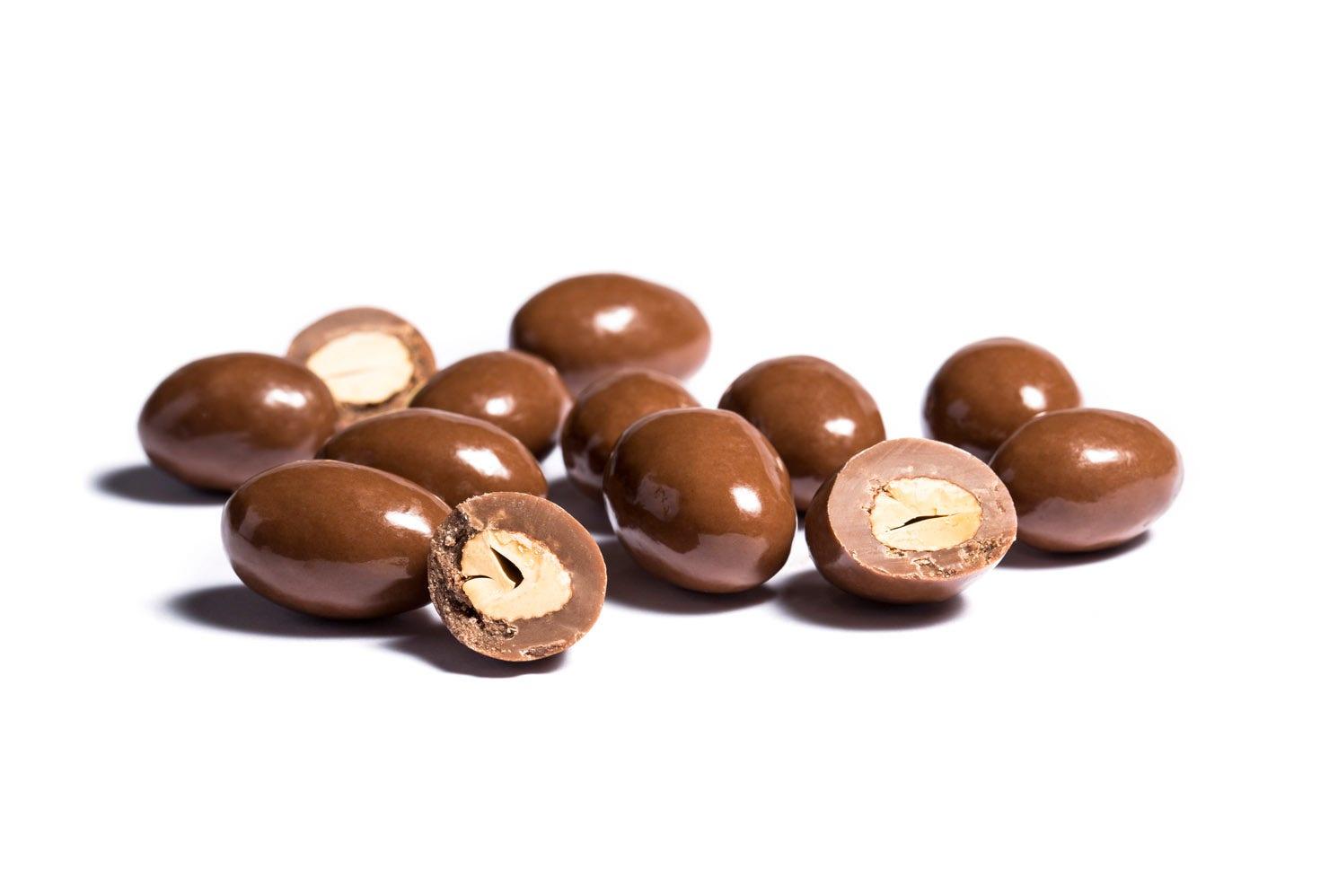 Milk Scorched Almonds