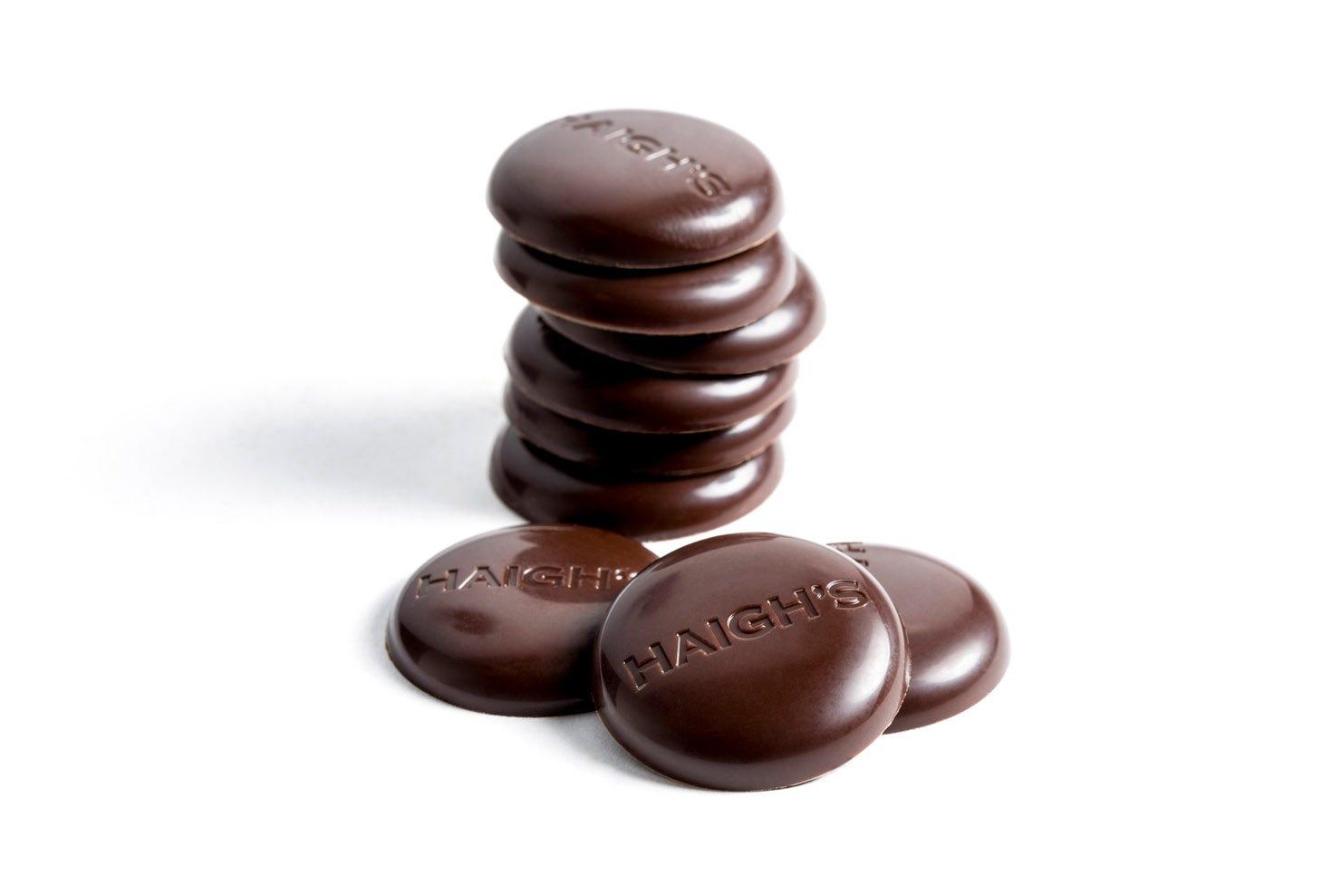 70% Dark Chocolate Pastilles