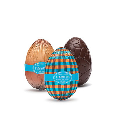 Dark Chocolate Egg - 100g