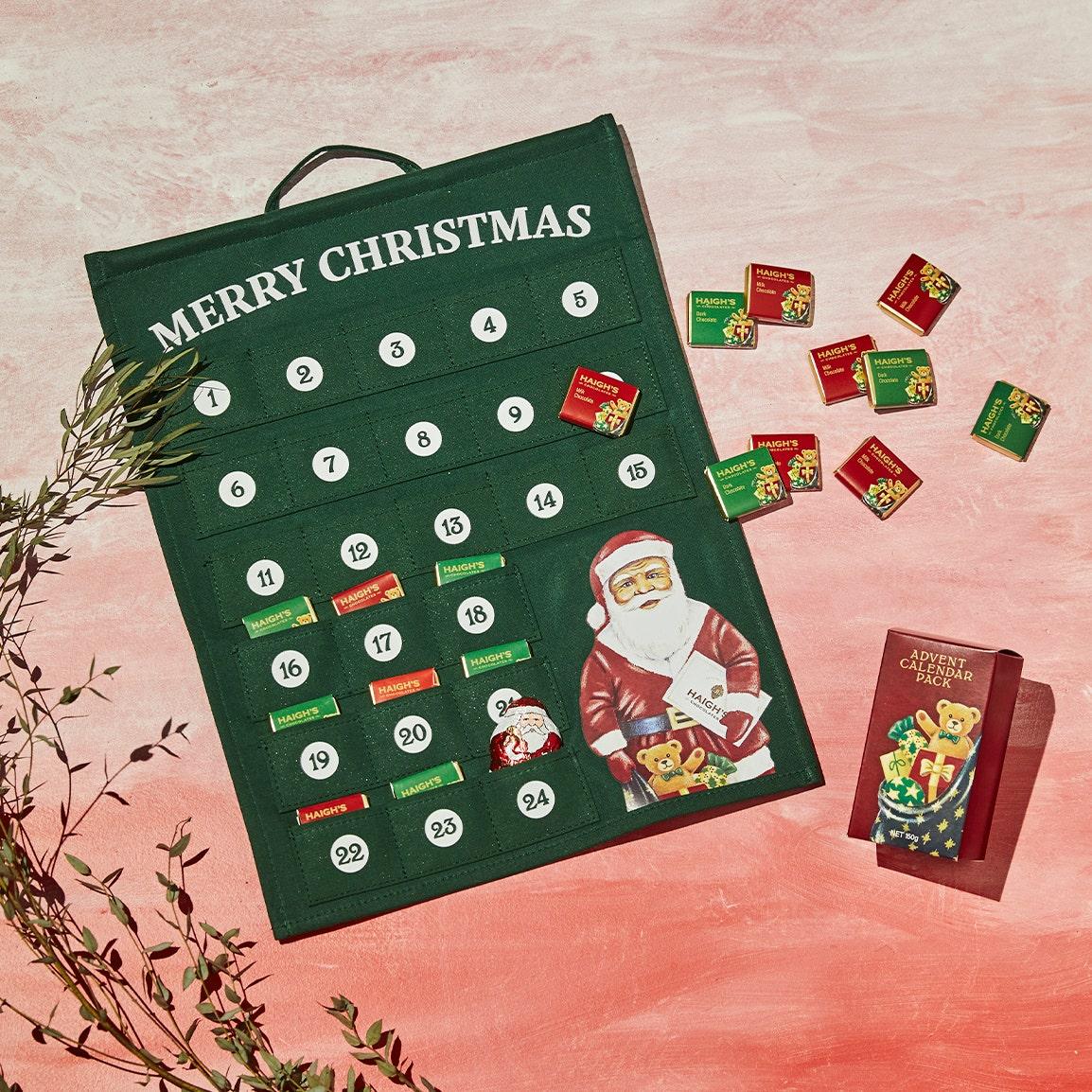 The chocolates lovers Advent Calendar