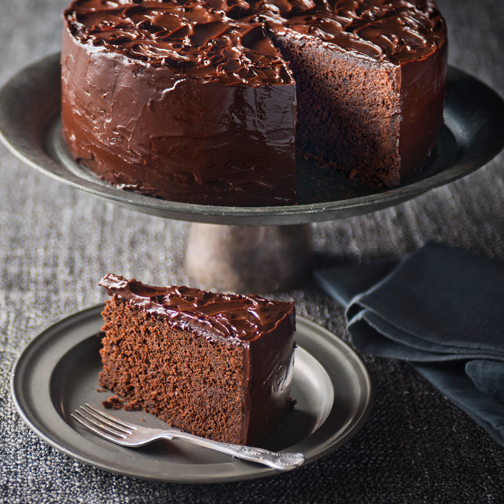 Haigh's Dark Chocolate Mud Cake