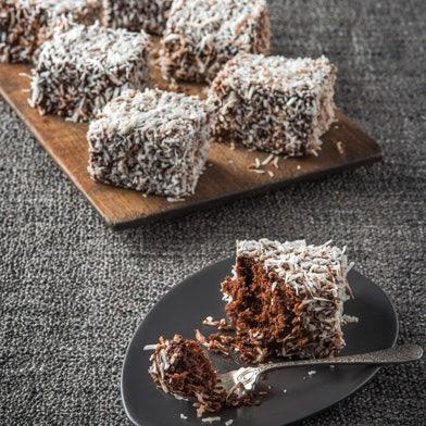 Haigh's Chocolate Lamingtons