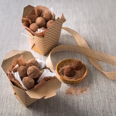 Haigh's Spiced Chocolate Truffles