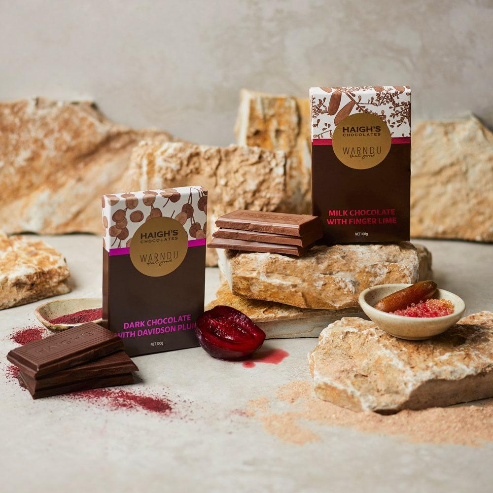 Warndu - New Chocolates & New Partnership